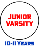 junior varsity age 10 to 11